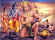 Wallpapers of Hanuman