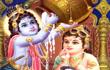 Baby Krishna Wallpapers